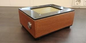 DIY case for Monica DAC MK3