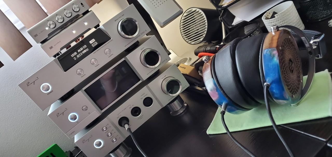 Rossen Audio Design - RAD-O ( # 48 of 100, Azure Twilight )