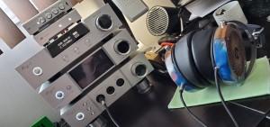 Rad-O and Cayin Tri-Stack / Shiit Audio
