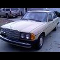 W123 Merc