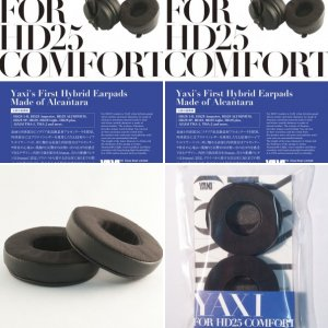 Product f YAXI for HD25 Comfort