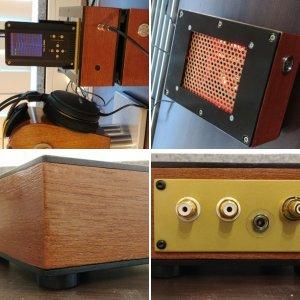 My second job - DIY case for MONICA DAC Mk3