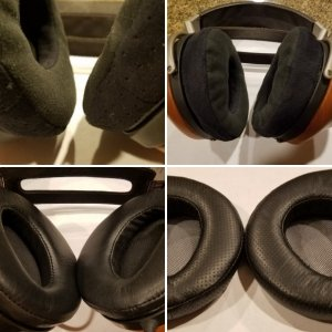 Sony MDR-R10 Earpads