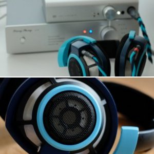 Custom Sennheiser HD800S