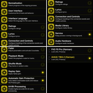 X5iii - My Setup - Neutron Music Player