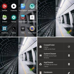 X5iii - My Setup - System Apps