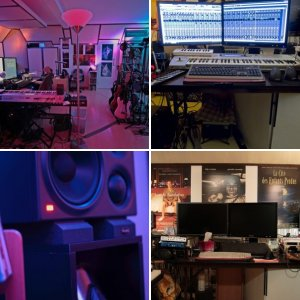 My Music Production Studio
