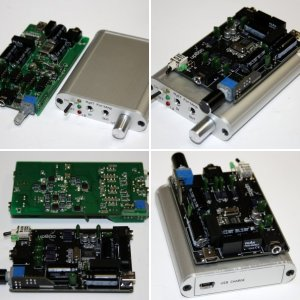 Portable PortAmp PortaDAC2702 PortaDAC1794