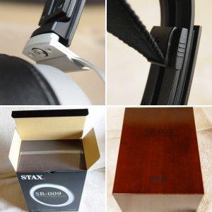 STAX SR-009 Ear Speakers