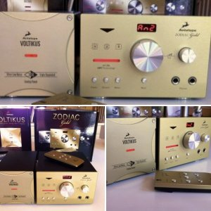 Antelope Audio Zodiac Gold+Voltikus PSU Upgrade