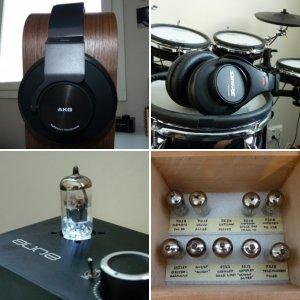 Headphones & Tubes